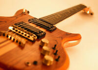 BEGINNER TO ADVANCED GUITAR LESSONS ONLINE! Barrie Ontario Preview