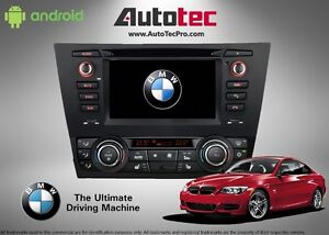 *ANDROID* BMW 3 Series E90 E92 Navigation GPS DVD System (06-12)