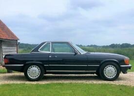 image for 1988 Mercedes-Benz SL 500 SL R107 Auto Convertible Petrol Automatic