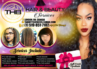 T's Hair and Beauty THB