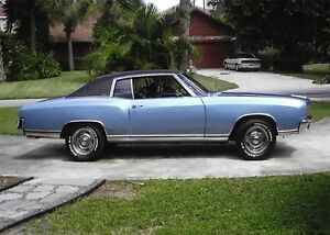 Wanted- 1970-1972 Chev Monte Carlo
