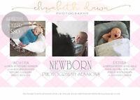Newborn Mini Sessions