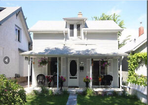 Charming Whyte Ave Rental available December 1st