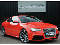Audi RS5 4.2 FSI V8 ( 450ps ) Quattro *Bucket Seats + B&O + £70K List Price*