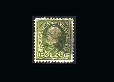 US Stamp Used, XF S#284 this is a sound stamp