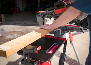 Milwaukee Mitre Saw Stand Work Table