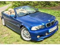 BMW 330 3.0 Ci 231BHP**M Sport Convertible**Stunning Specimen For Age,FSH!**
