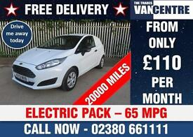 FORD FIESTA 1.6 ECONETIC ELECTRIC PACK