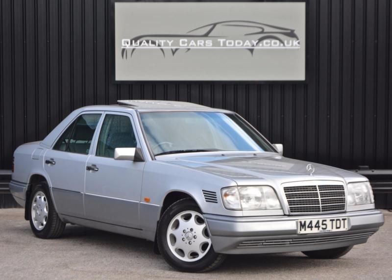 1994 mercedes w124 e300 d diesel modern classic for Mercedes benz e300 diesel