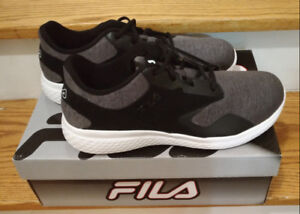 Men's Athletic Running Shoes, FILA, Size 10, BRAND NEW w/Box