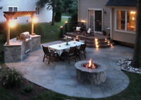 15% Off your next project.  Calgary's Hardscaping Pros