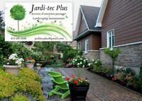 Entretien paysager / Landscaping maintenance