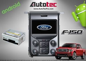 *ANDROID* Ford F150 HD Navigation GPS DVD System (2013 - 2014)
