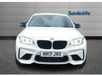 2017 BMW M2 2dr DCT Auto Coupe Petrol Automatic
