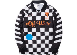 Off - White Jersey Size M