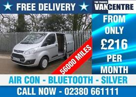 FORD TRANSIT CUSTOM 310 L1 H1 TREND SWB 125 BHP AIR CON BLUETOOTH