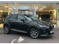 2019 Mazda CX 3 1.8d Sport Nav + 5 door Hatchback Diesel Manual
