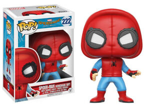 Spiderman POP Homecoming Outfit W/ Box, Brand New
