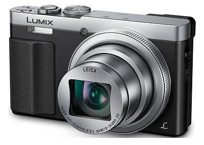 Panasonic Lumix DMC-TZ71 EG Silber m. Leica DC-Vario Elmar
