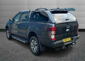 2020 Ford Ranger Diesel Pick Up Double Cab Wildtrak 2.0 EcoBlue 213 Automatic Pi