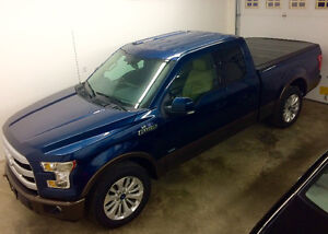 Rare 2016 Ford F150 Lariat Street Truck - New Only 800KMs No GST
