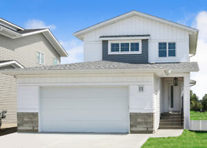 Brand New Fully Finished Home in Red Deer