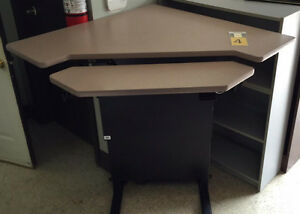 Standing Height Electric Height Adjustable Desk