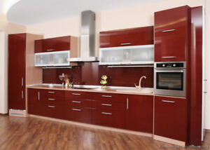 Custom Designed Kitchen Cabinet sets