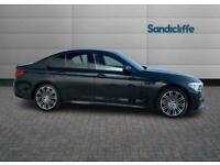 2019 BMW 5 Series 520i M Sport 4dr Automatic Saloon Petrol Automatic