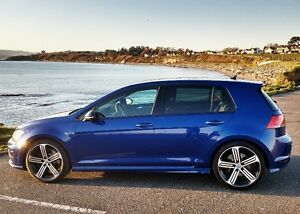 2016 Volkswagen Golf R Hatchback
