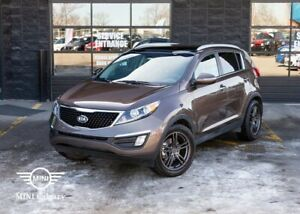 2015 Kia Sportage 2.4L EX Luxury AWD at