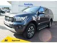 2019 Ford Ranger Diesel Pick Up Double Cab Wildtrak 2.0 EcoBlue 213 Automatic Do