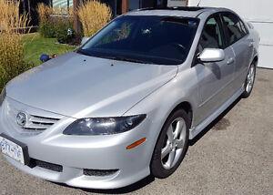 Reduced 2004 Mazda 6 V6 Hatchback