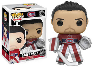 Funko Pop CAREY PRICE MONTREAL CANADIENS NHL