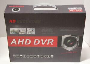 Brand new: 8 CH AHD CCTV Recorder: Superior Specs: 5MP, 5 in 1