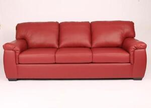 Furniture in Brampton | Red Couch Sale (AC606)