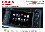 Toyota Kluger 2014 to 2015 Android NAV Installation Upgrade Brunswick Moreland Area Preview