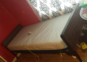 Lumex Full Electric Bed