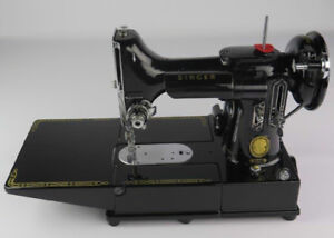 Wanted : SINGER FEATHERWEIGHT 222K SEWING MACHINE