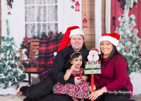 Christmas Photo Sessions - Let's Create Memories