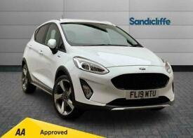 image for 2019 Ford Fiesta 1.0 EcoBoost Active 1 5 door Hatchback Petrol Manual