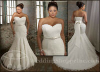 Lace Mermaide Wedding Dress