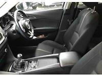 2017 Mazda 3 2.2d Sport Nav 5 door Hatchback Diesel Manual