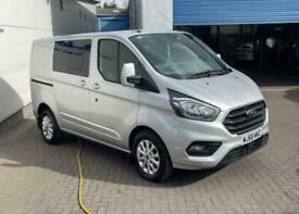 2018 Ford Transit Custom 300 L1 Diesel Fwd 2.0 EcoBlue 170ps Low Roof D Cab Limi