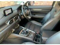 2018 Mazda CX-5 2.0 Sport Nav+ 5 door Estate Estate Petrol Manual