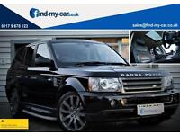 2009 09 Land Rover Range Rover Sport HSE 2.7 TDV6 Auto RECENT CAMBELT & SERVICE