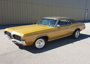 1970 MERCURY COUGAR - EXCELLENT CONDITION