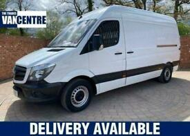 2017 Mercedes-Benz Sprinter 2.1 CDI 314 Panel Van 5dr (EU6, MWB) Panel Van Diese