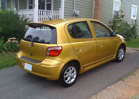 2004 TOYOTA ECHO RS HATCHBACK AUTOMATIQUE A/C 109,400 KM