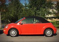 2005 Volkswagen New Beetle Cabriolet